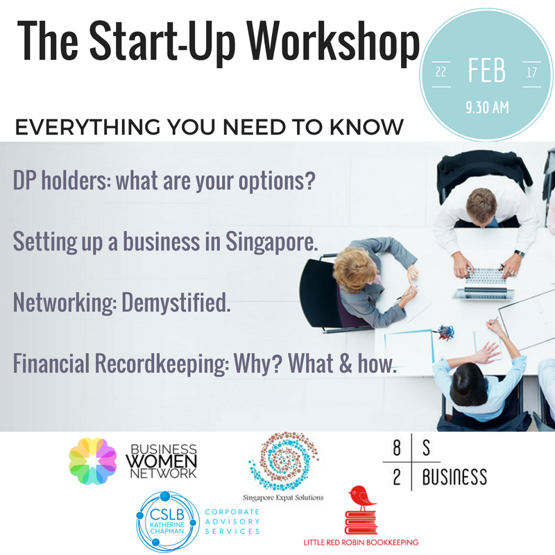 The Start-Up Workshop with Business Women Network