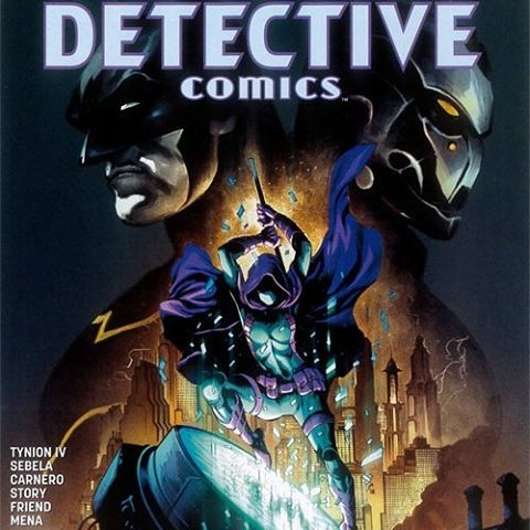 New for May 24th . Detective Comics # 957 by @jamesthefourth and Carmen Carnero . Covers by Alvaro Martinez and @rafaelalbuquerque81 . . Post by @robindcross . . . . . . . . . . . . . . . . . #Batman #DetectiveComics #Spoiler #TheBatForce #BatForceAndChill #BatForce #CultOfTheBatman #DCComics #BatmanCollection #BatmanCollector #Collection #TheBatman #BatmanTheAnimatedSeries #Arkham #dccomics #dc #joker #comics #gotham #harleyquinn #brucewayne #art #dcuniverse #justiceleague #thejoker #darkknight #thedarkknight #superhero #suicidesquad #gothamcitysirens