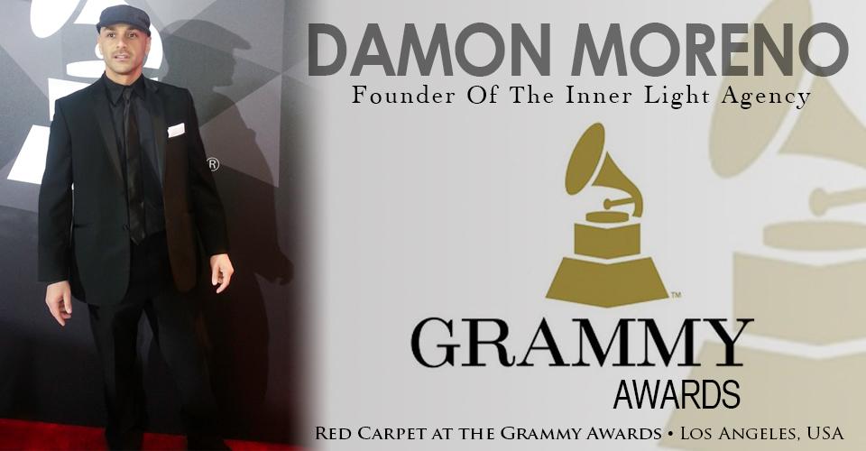 Damon Moreno Grammy