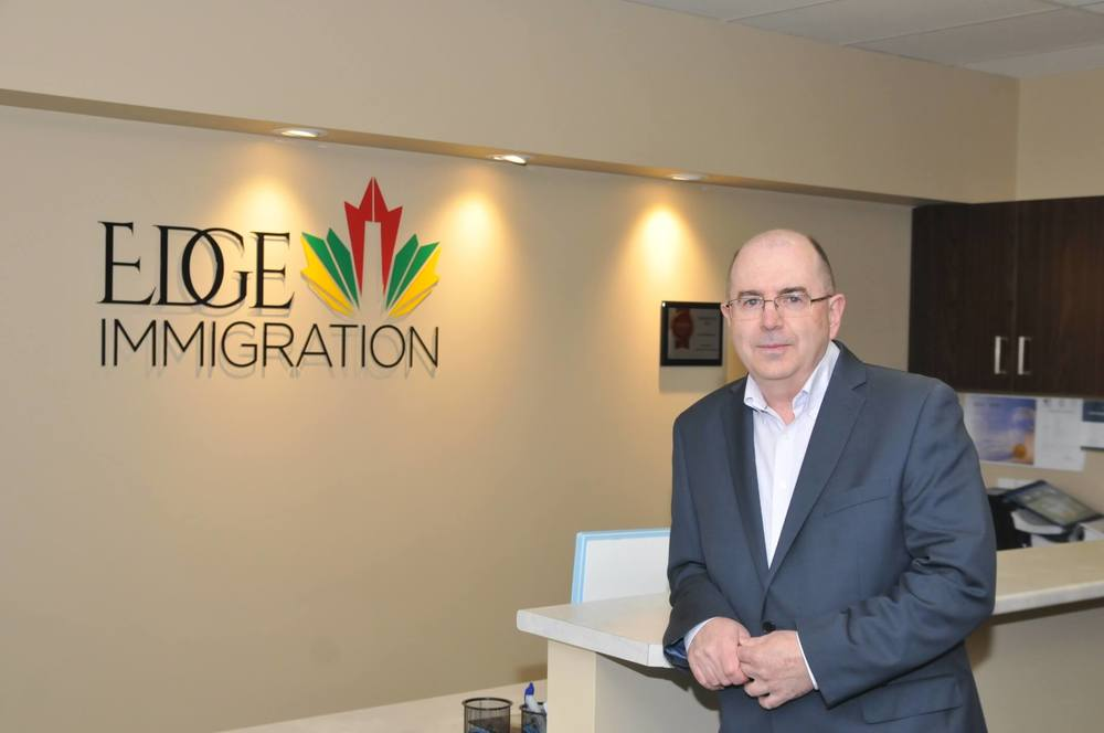Edward Ryan, RCIC, Immigration Consultant
