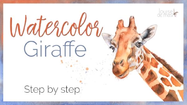 Watercolor Giraffe Title Page.jpg