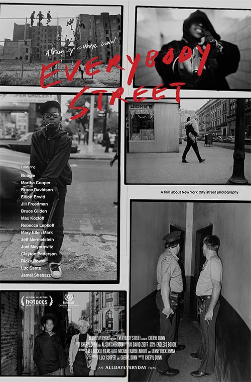 """Everybody Street"" directed by Cheryl Dunn"