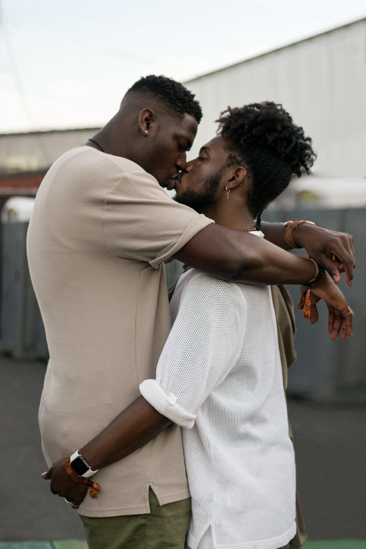 2. (black) love is (black) love