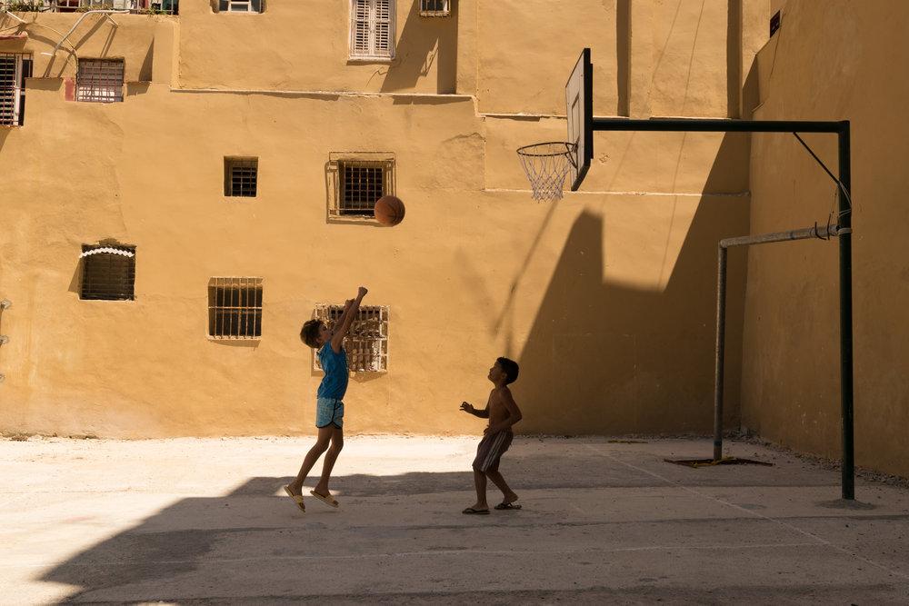 'Baloncesto'  Havana, Cuba 3/23/17 @ 2:26PM