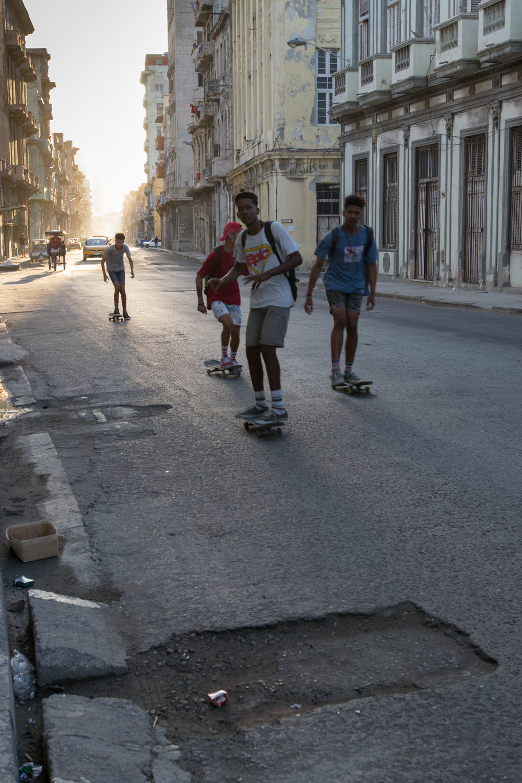 'Pandilla'  Havana, Cuba 3/19/17 @ 7:08PM