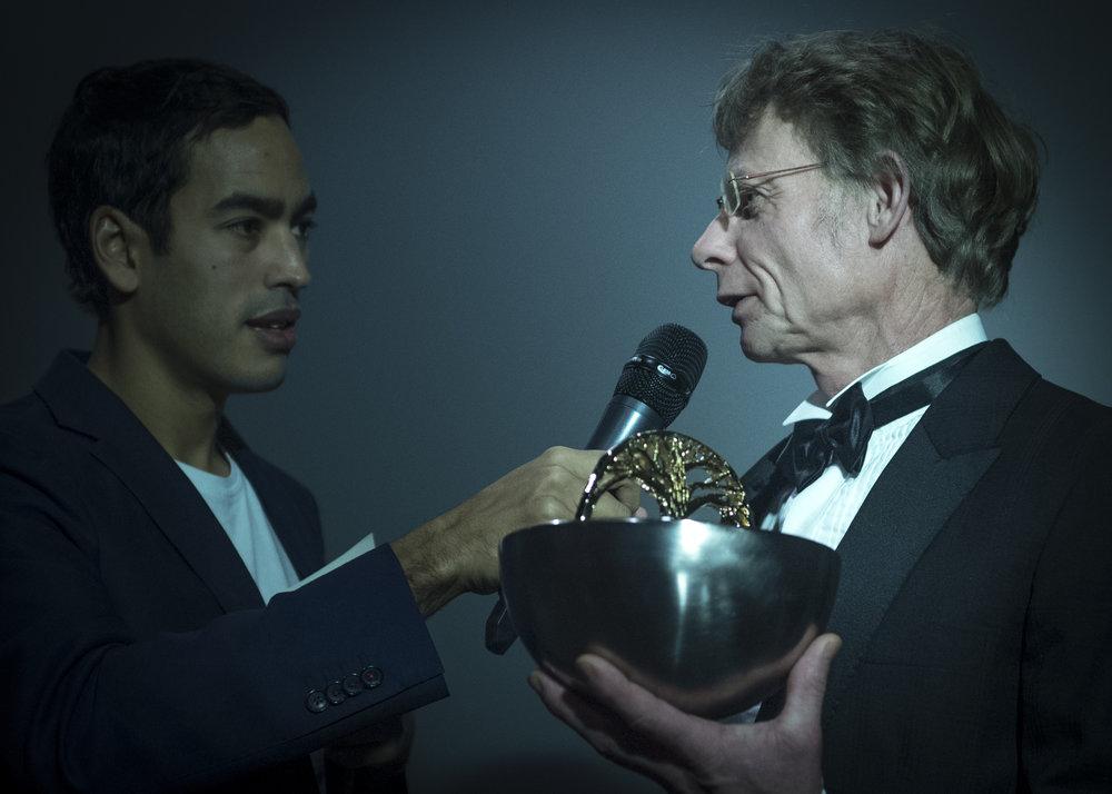 Frans van der Ven over de wisseltrofee De Gouden Wilg