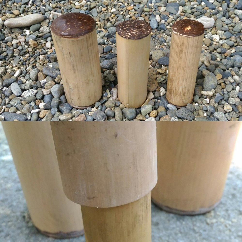 Bamboo Stash Tubes