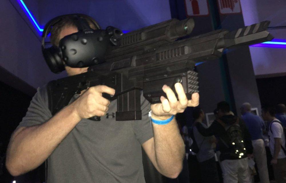 VRsenal VR-15 Rifle