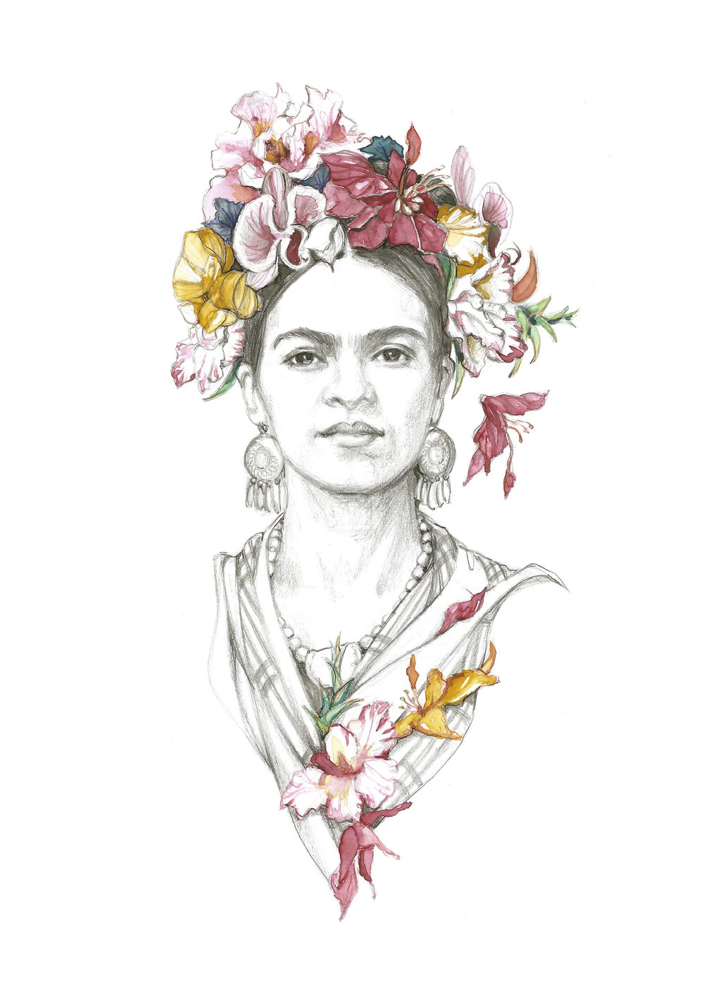 Frida Florida - Original