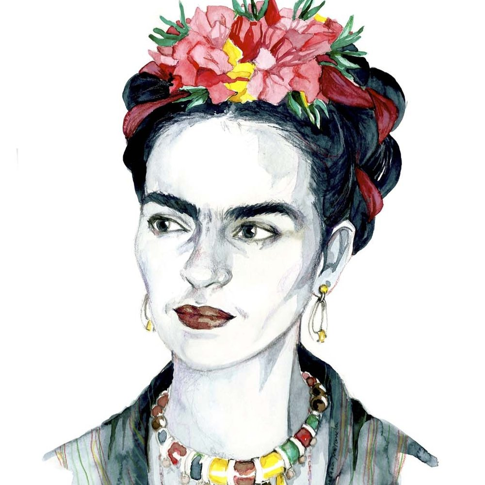 Frida Kahlo - Original