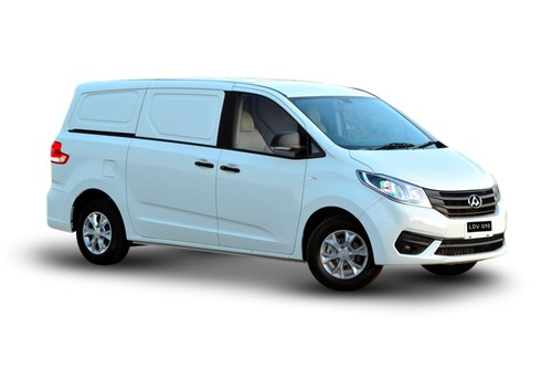 LDV G10 Panel Van & MPV