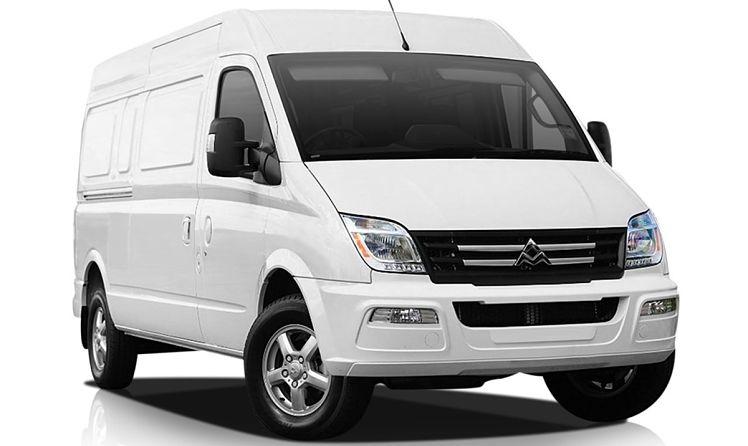 V80 Panel Van