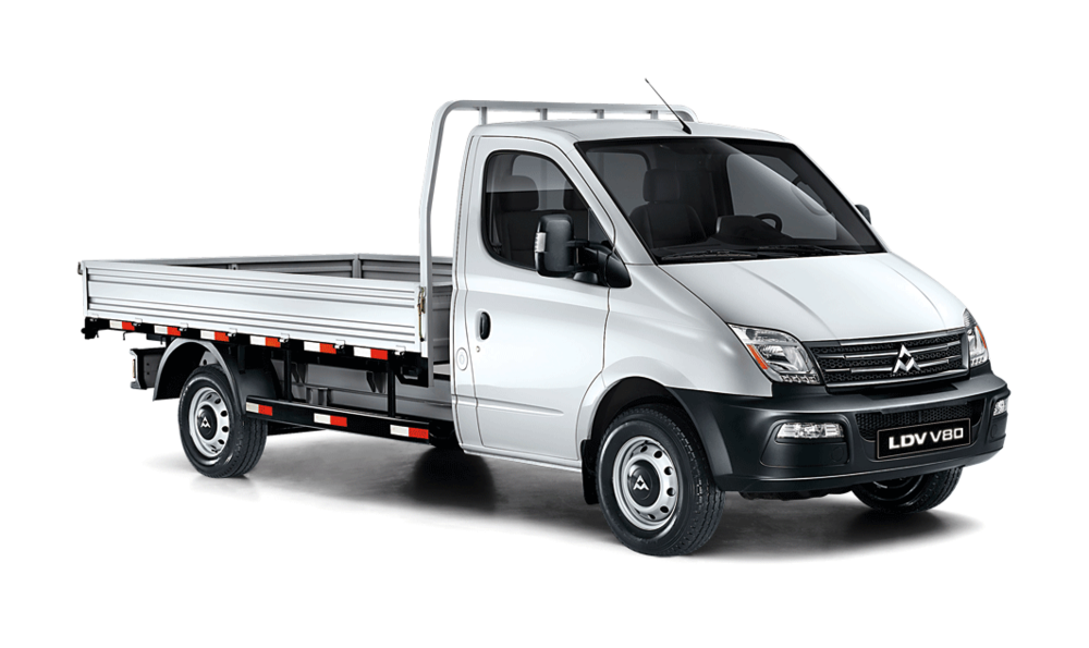 V80 CHASSIS CAB