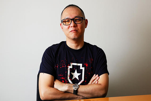 Capcom Co., Ltd.  Consumer Games R&D Division 1  Director  Kazunori Kadoi