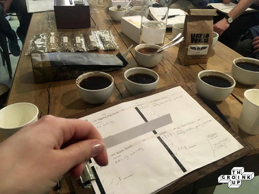 Group Think Assembly Coffee Fragrance