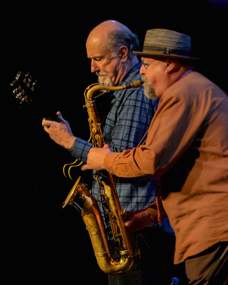 John Scofield and Joe Lovano