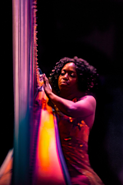 Brandee Younger PDX JazzFest 2016 Portland, Oregon