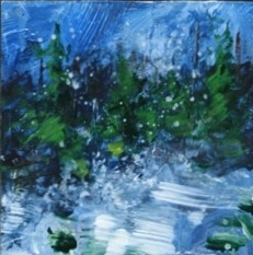 IMPRESSION OF  WINTER 5 x 5 acrylic on panel.jpg