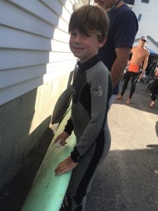 Surf Lessons. Summer Fun in the USA!