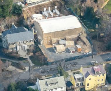 4825 Glenbrook road. Google earth image