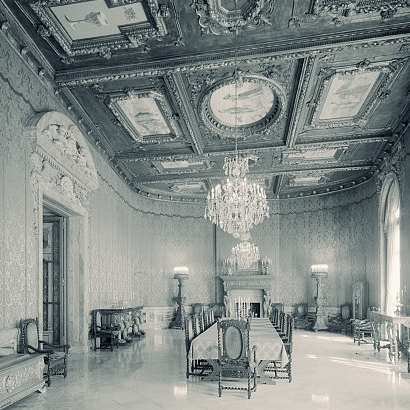 State dining room.  Jack Boucher  Photo