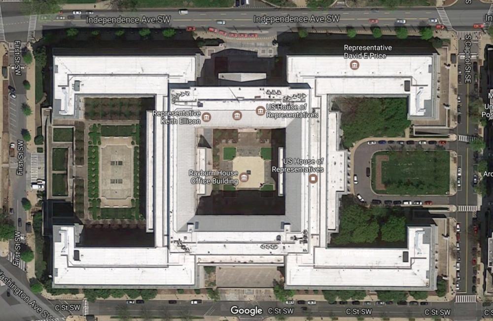 Google Earth image