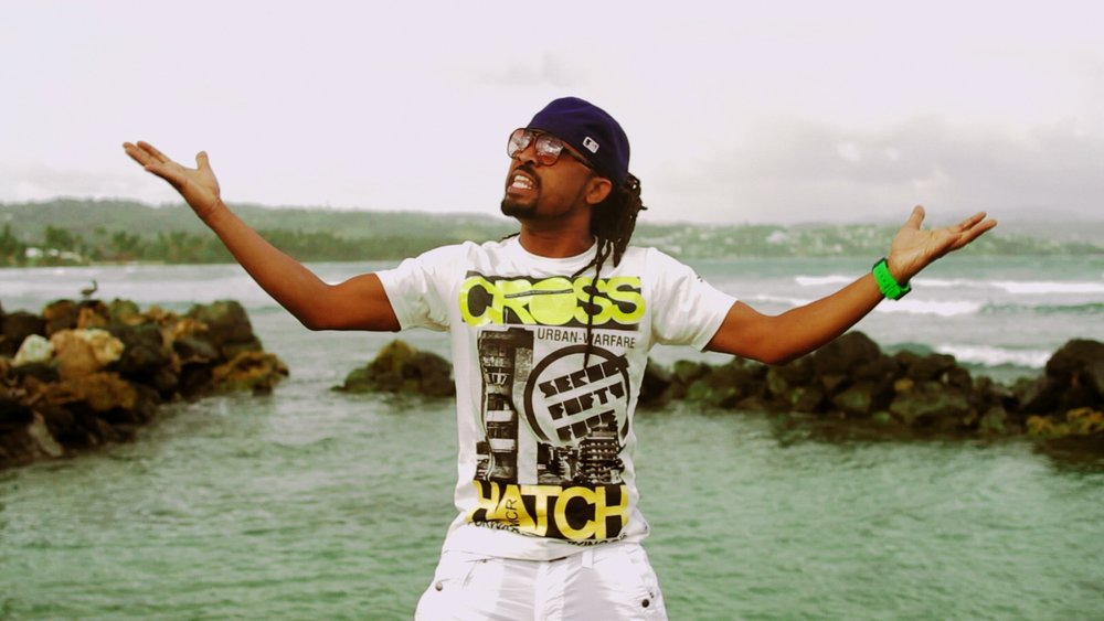 "DJ POWER FEAT. MACHEL MONTANO & KARDINAL OFFISHALL ""FLY SO HIGH (REMIX)"""