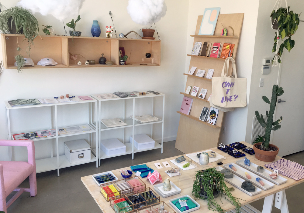 Our very first retailer:  Catchtilly, Austin TX