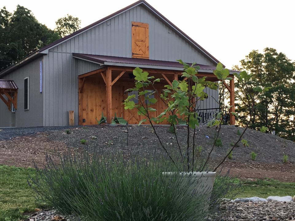 Heated, cozy, new barn!