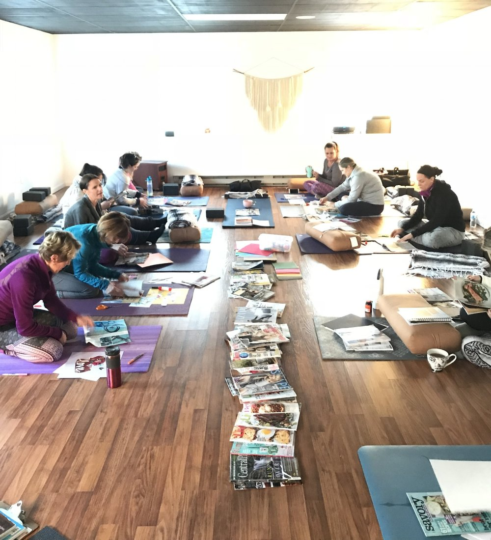 2018 Visioning and Intention Setting Event