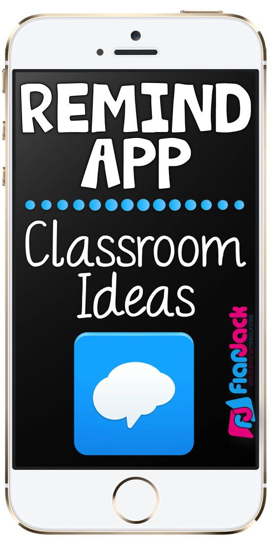 Looking for more great ways to implement the Remind App in your classroom? Check out FlapJackEducation's post!