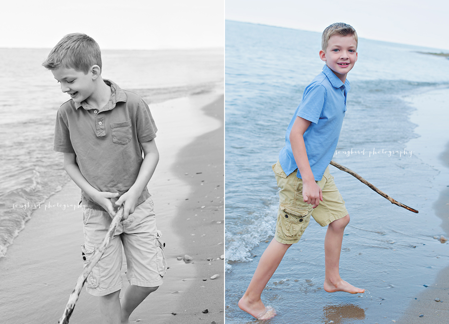 Milwaukee Bay View Family Photographer