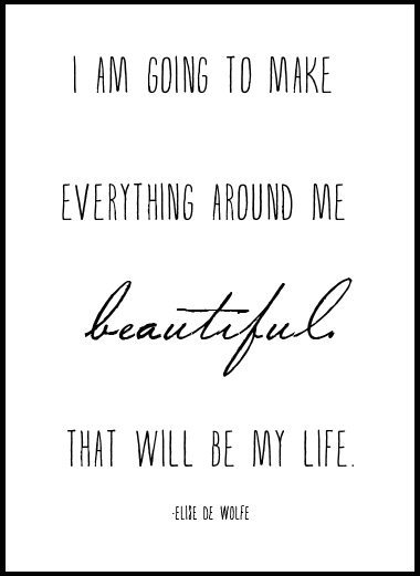 beautiful life quote milwaukee photographer