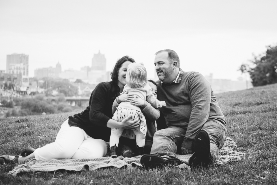 Milwaukee children's and family photography