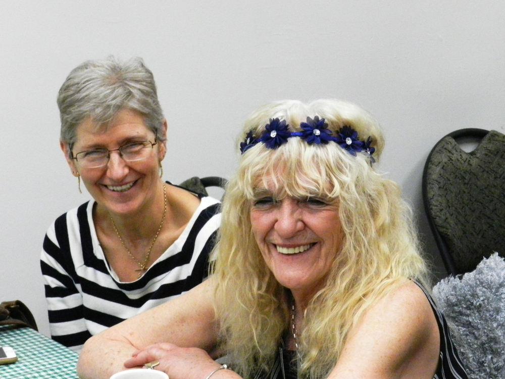 Jan 2016 - Open house - Sharon (....) & Anne Smith