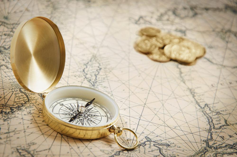 Compass+Map
