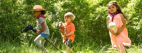 Let Kids Be Kids! - Using Adventure and Nature to Bring Back Children's Play