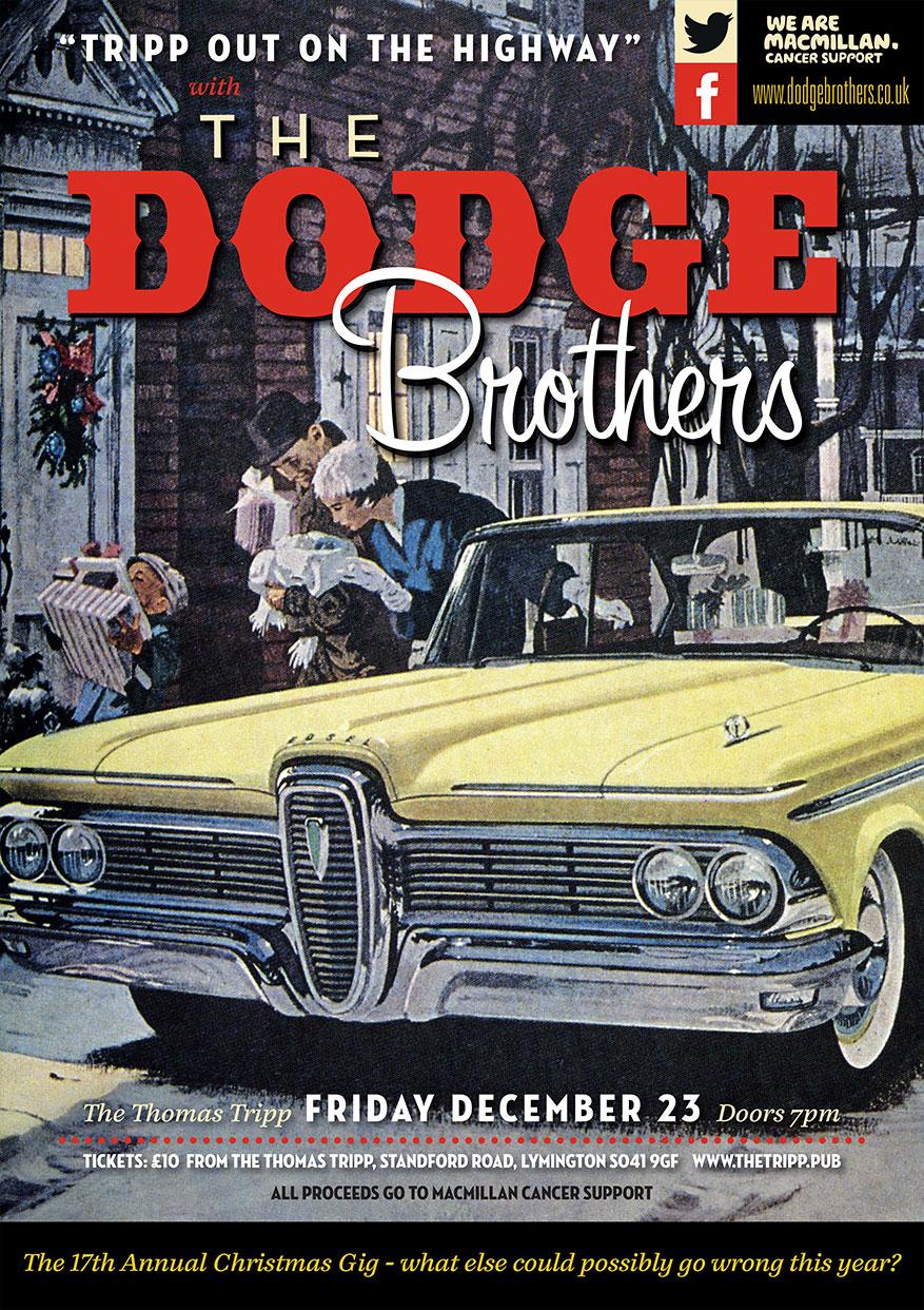 Dodge Brothers Xmas