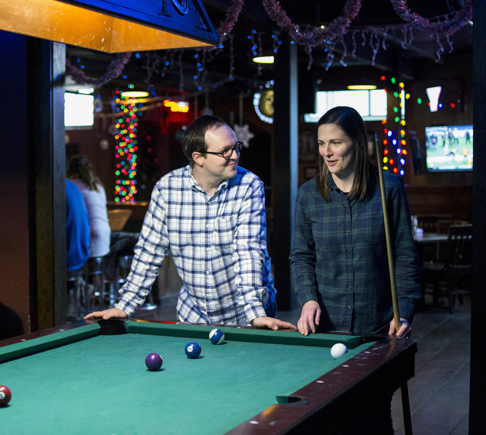 pool hall engagement session.jpg