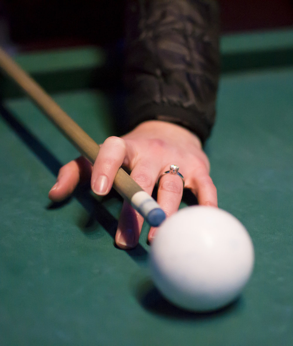 pool hall engagement shoot.jpg