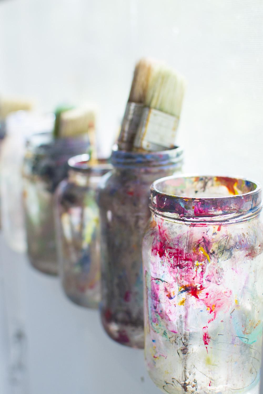 paint splashed mason jars.jpg