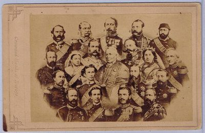 Crowned Heads of Europe