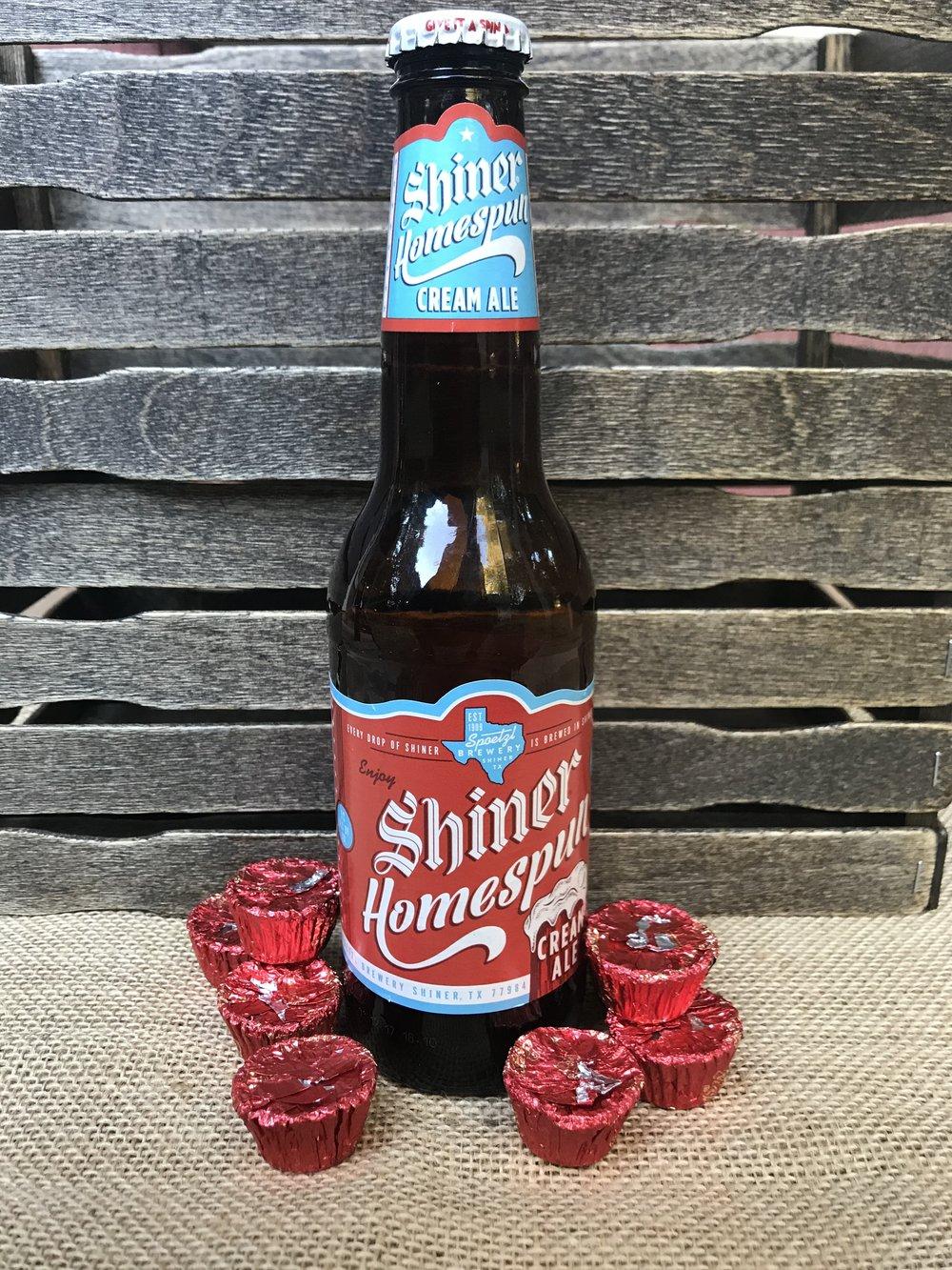 ShinerHomespun.UndertheJenfluence
