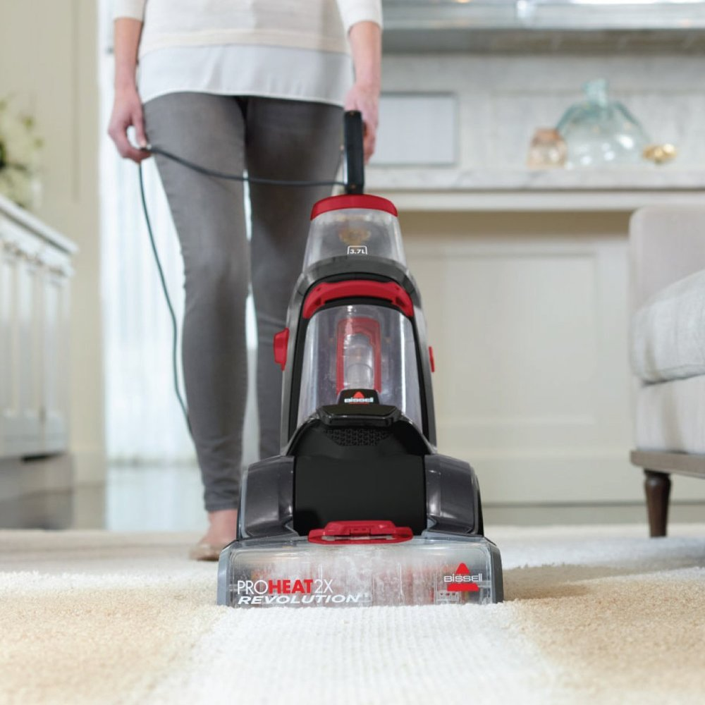 Brissell Carpet Cleaner | Front