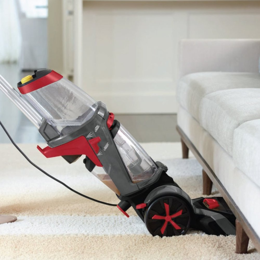 Brissell Carpet Cleaner | Side