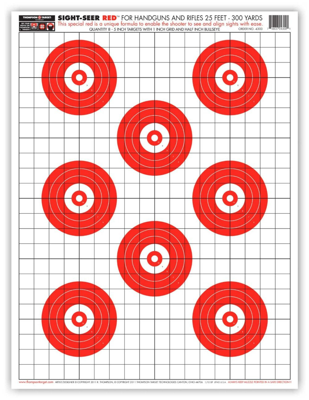 Targets for your hunter to practice | $8