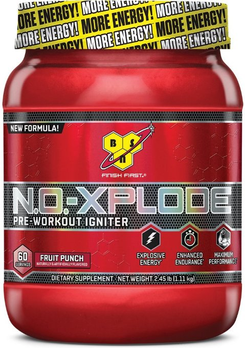 Pre-workout powder for the weightlifting dads  | $33