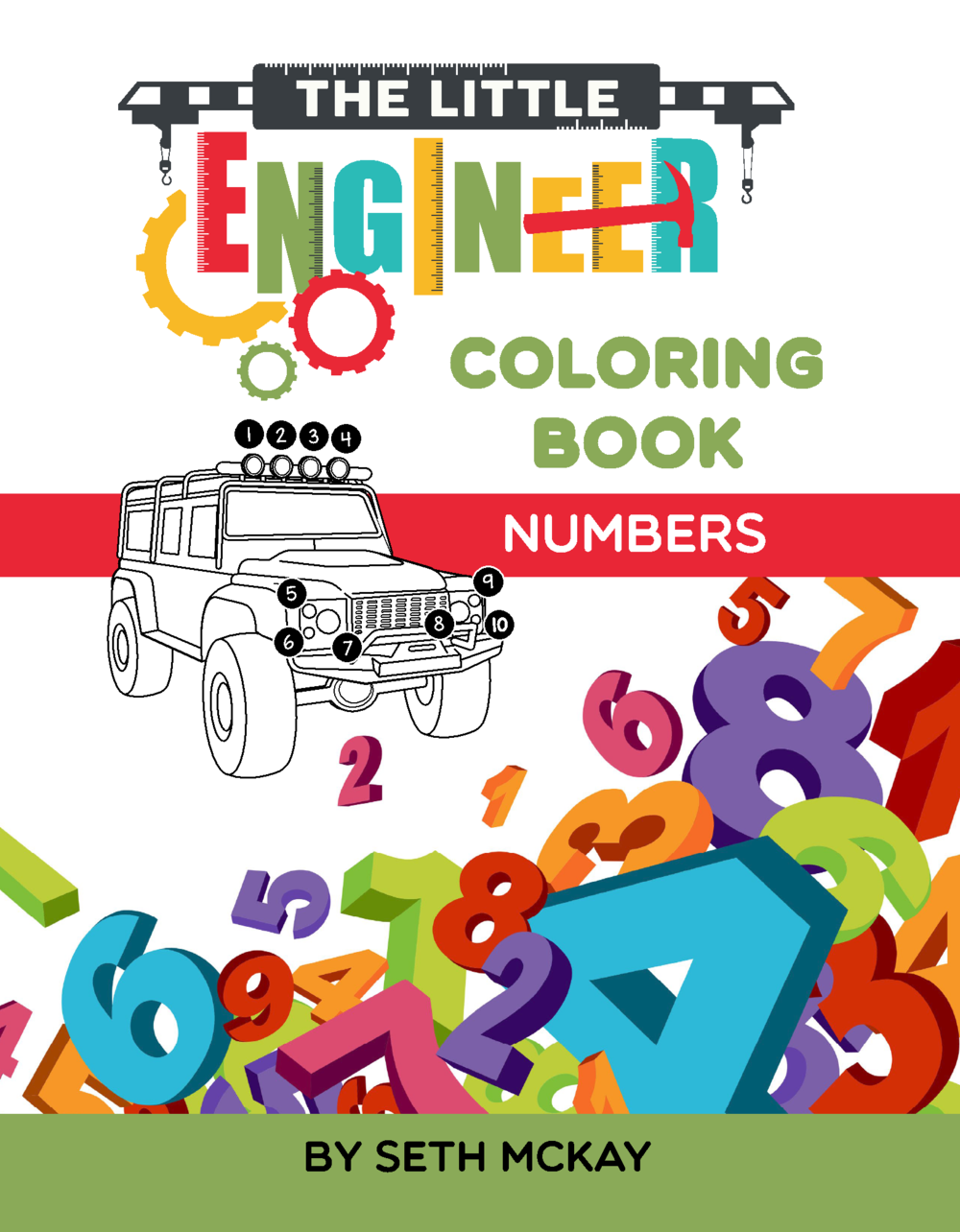 9300 Coloring Book Numbers Pdf HD