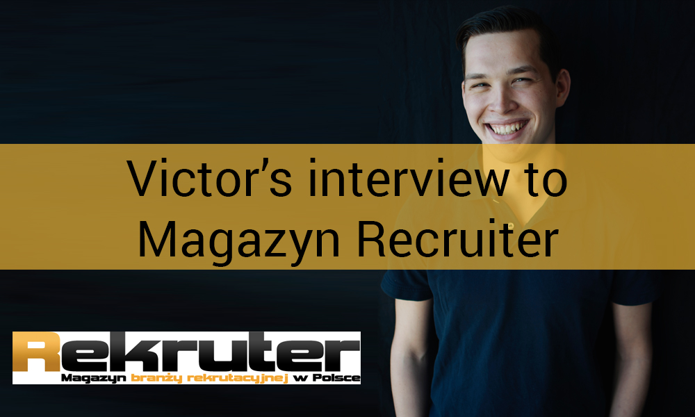 interview with a recruiter
