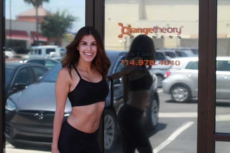 Orange Theory Review + First Impressions — Danielle Alana e7f50852db4b4